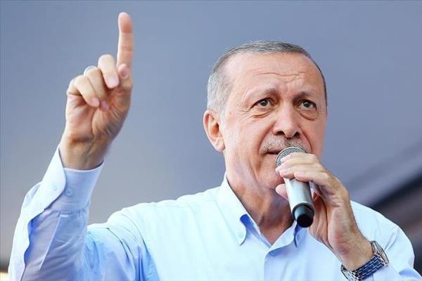 ترکیه به آینده منطقه جهت می دهد، در آستانه پیروزی های جدیدی هستیم