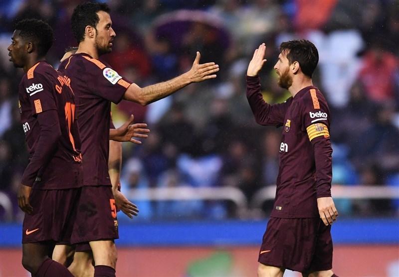 فوتبال دنیا، پپ گواردیولا: مسی همان جلسه سوم از بوسکتس خوشش آمد