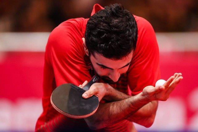 سقوط نیما و صعود نوشاد در رنکینگ جدید فدراسیون جهانی تنیس روی میز