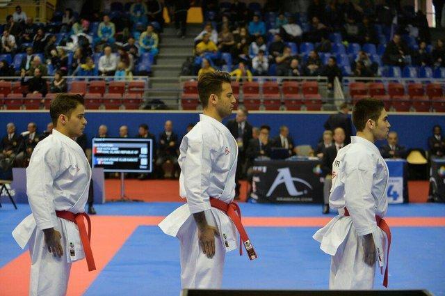 حذف تیم کاتای بانوان از رقابت های جهانی، کاتای مردان در انتظار برنز