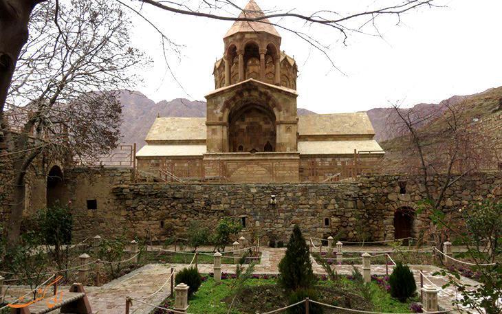 جاذبه های گردشگری جلفا شهر مرزی آذربایجان