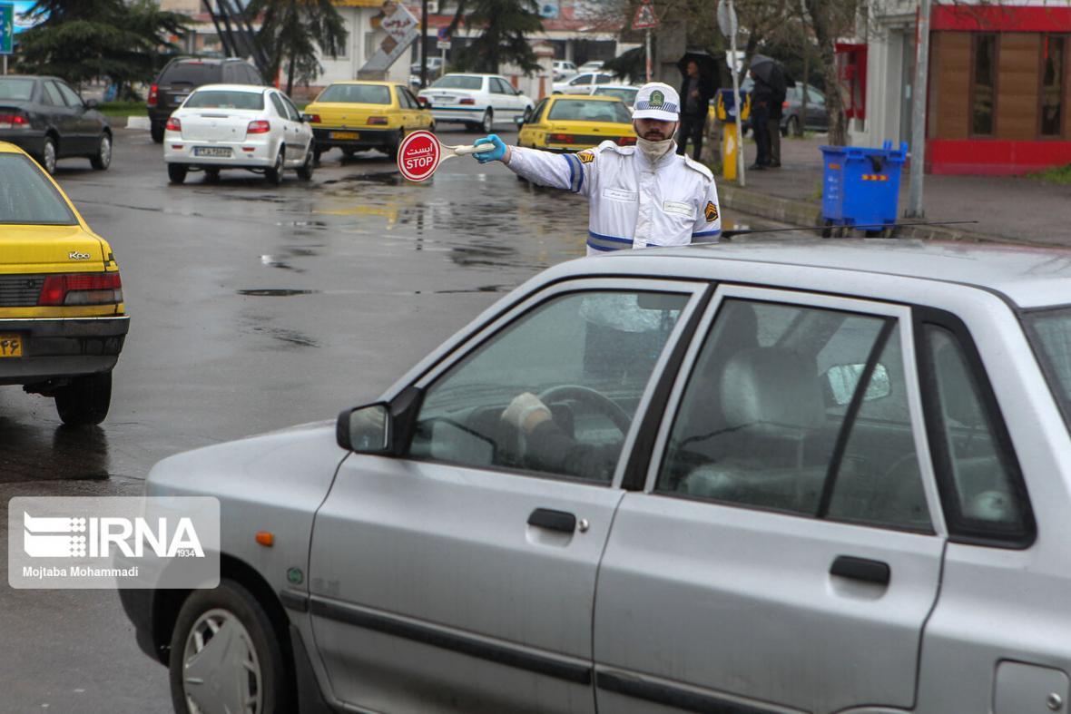 خبرنگاران جریمه 571 راننده متخلف و توقیف 146 دستگاه خودرو در گیلان