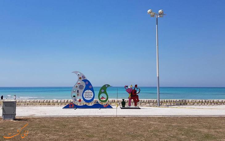 بزرگترین دهکده گردشگری ساحلی در عسلویه افتتاح شد!
