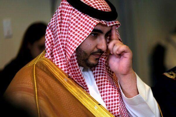 دیدار شاهزاده سعودی با مقامات بلندپایه آمریکا درباره ایران